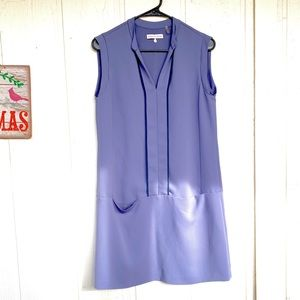 Rebecca Taylor Navy Dress